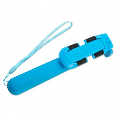 Noosy Mini Bluetooth Selfie Stick Blue - селфи палка - монопод - синий